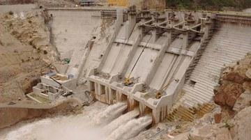 Central Hidroeléctrica Cerro del Águila, Huancavelica, Perú