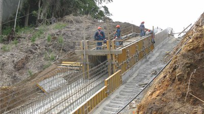 Central Hidroeléctrica Licán, Comuna de Río Bueno, Chile