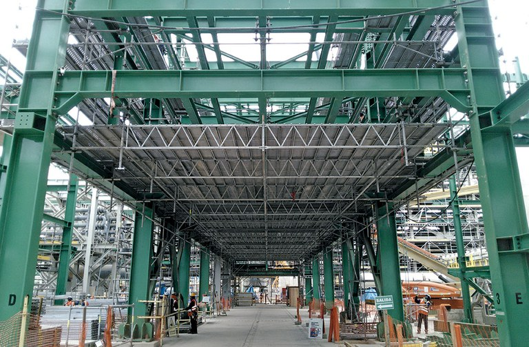 Acompañamiento técnico integral en la Refinería de Talara