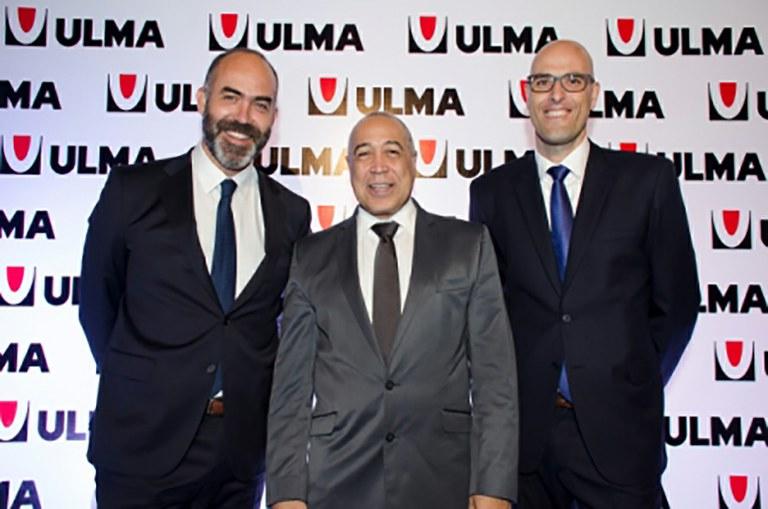 Aitor Ayastuy, Rodney Rodrigues de Carvalho y Eñaut Eguidazu.
