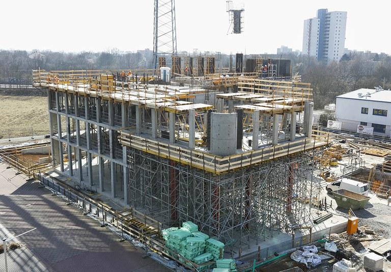 Nuevo edificio de oficinas Eschborn, Alemania