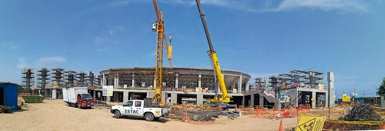 ULMA participa en la construcción de la moderna Villa Deportiva del Callao