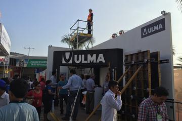 """ULMA Perú presente con productos específicos en la feria  """"Yo Constructor"""""""