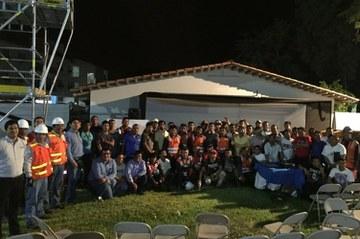 ULMA - SSK y Consorcio JJC - COSAPI juntos por la seguridad en el proyecto TALARA