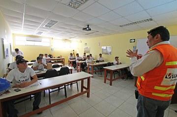 ULMA y PETROPERU se unen para brindar capacitación de andamios en Talara